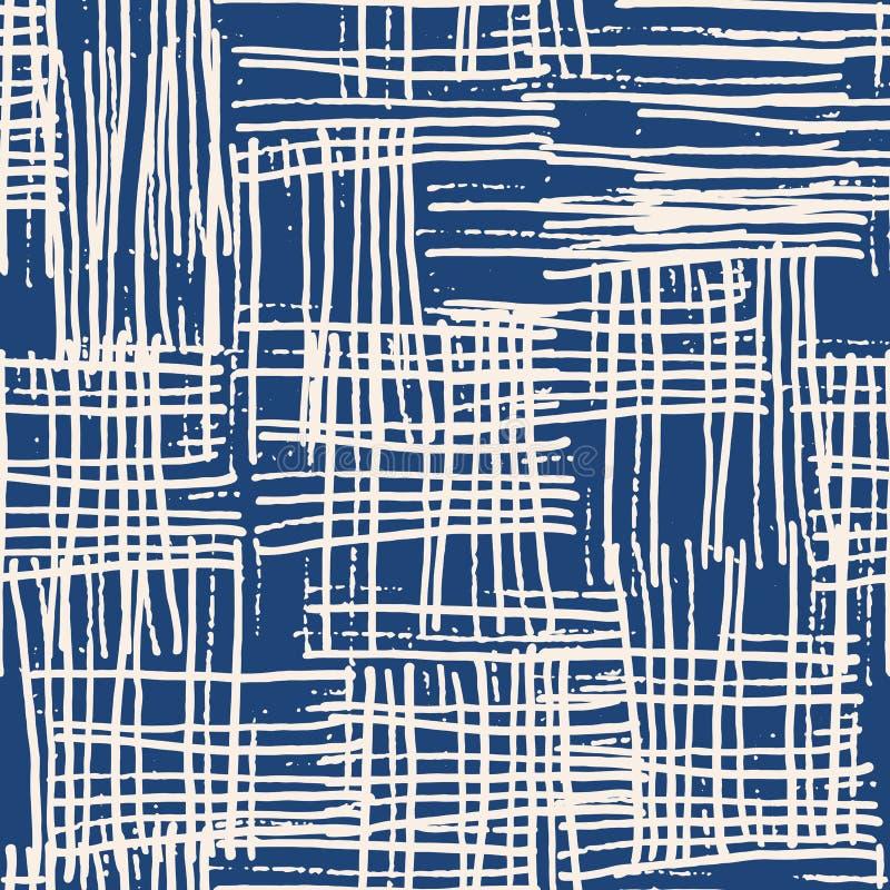 Vecteur sans fin de texture d'aquarelle illustration de vecteur