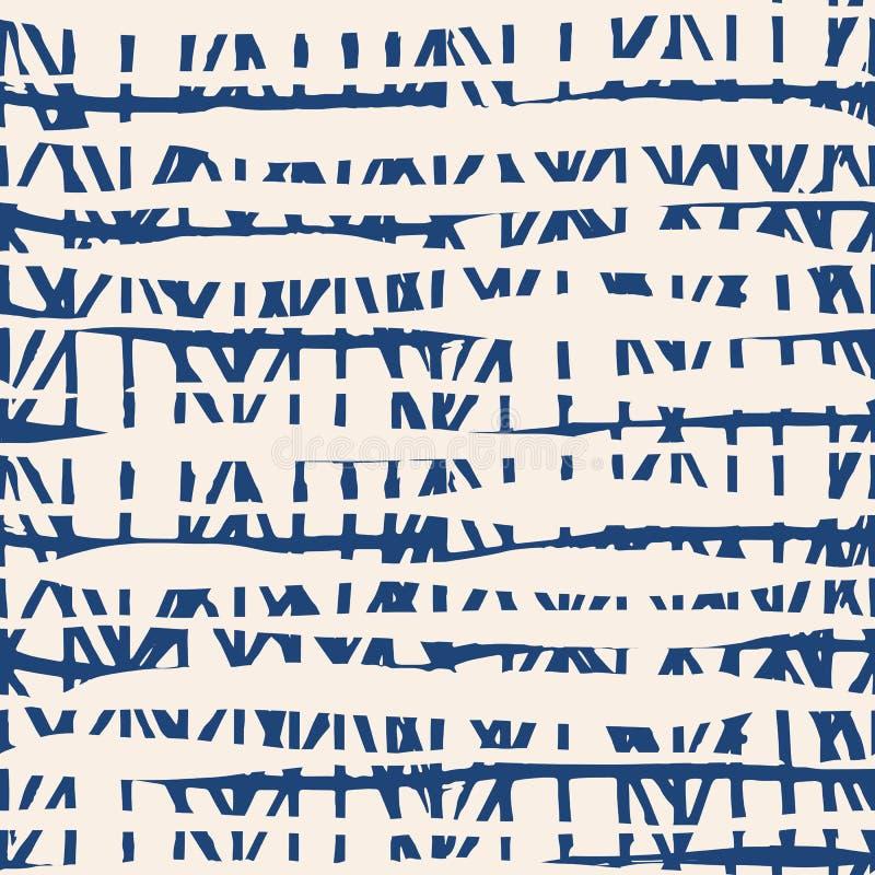 Vecteur sans fin de texture d'aquarelle illustration libre de droits
