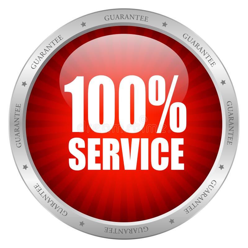 Vector икона обслуживания бесплатная иллюстрация
