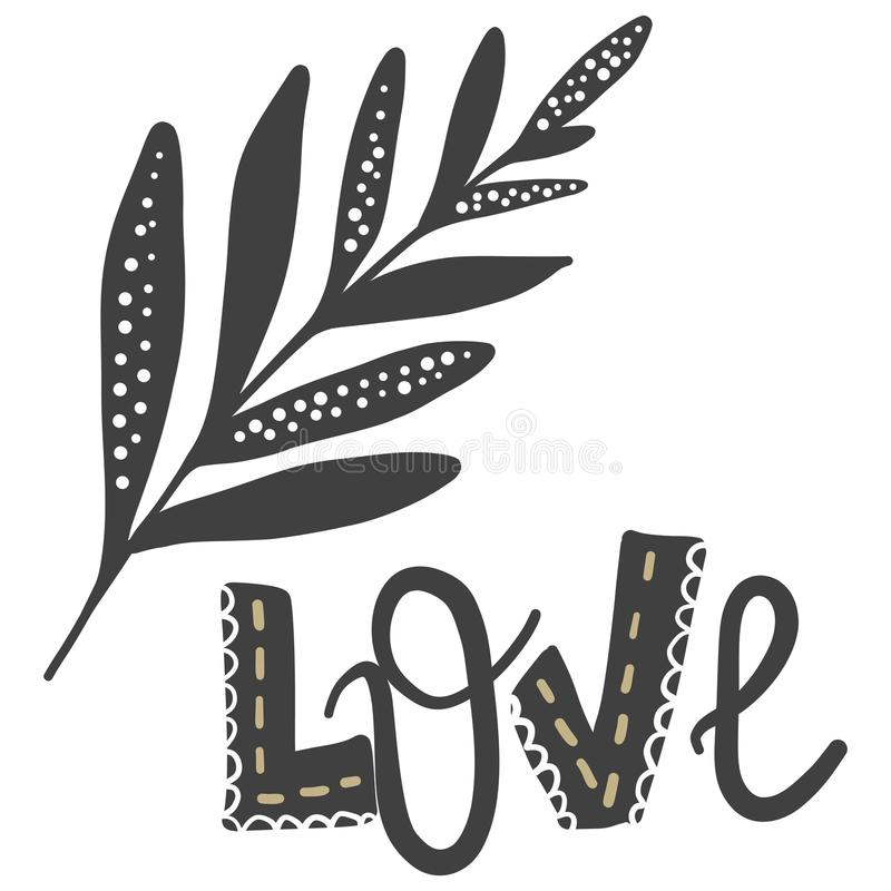 Vector поздравительные открытки на день ` s валентинки Сердца, влюбленность, стрелки иллюстрация штока