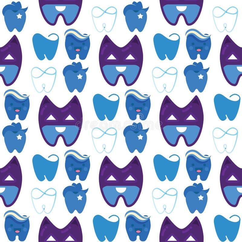 Vector предпосылка картины зубоврачебного элемента рта стоматологии иллюстрации шаблона предохранения от ярлыка графического устн бесплатная иллюстрация