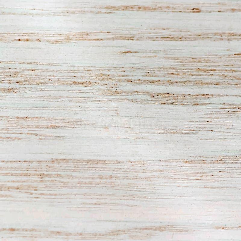 Vector светлая деревянная текстура бесплатная иллюстрация