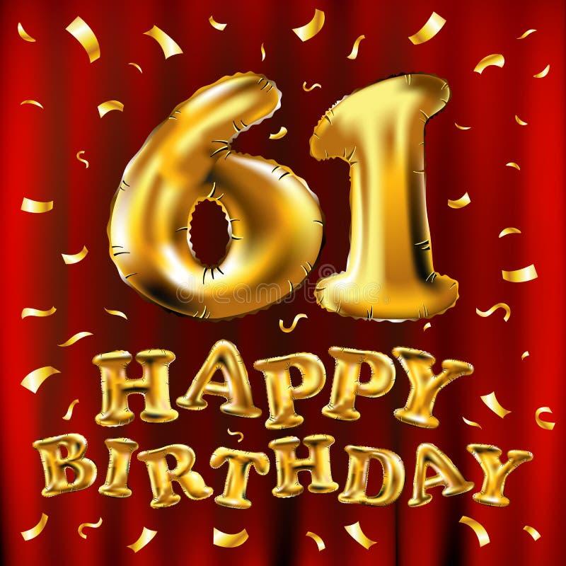 Открытки с днем рождения мужчине 61 лет, открытка
