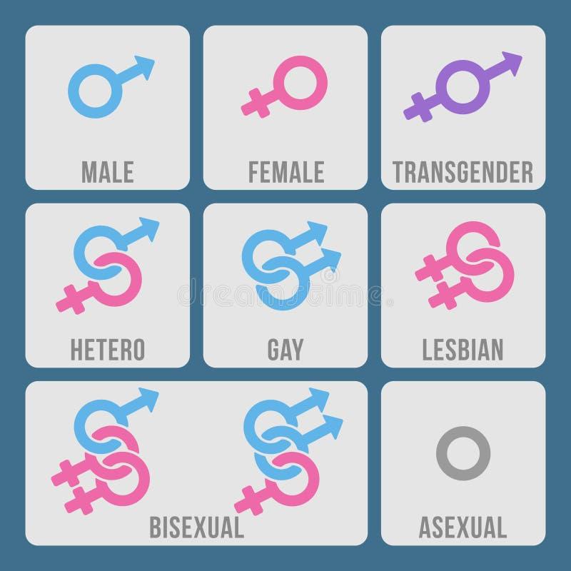 Сексуальные ориентации