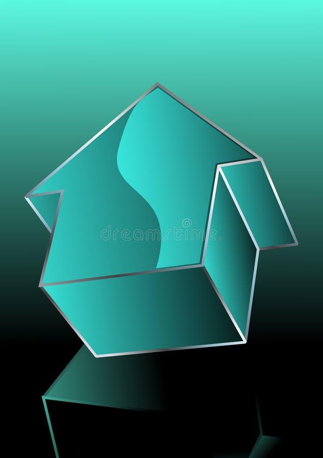 Download Vector 3D arrow stock vector. Illustration of metal, click - 9255862