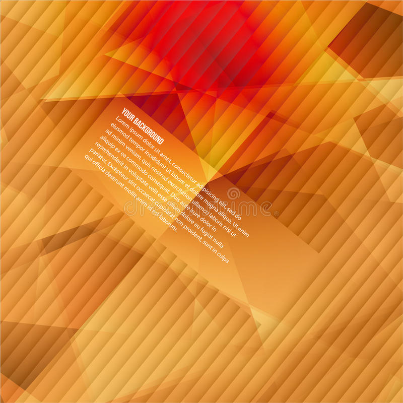 Free Vector 3d Banners And Squares. Design Stock Photo - 43361960