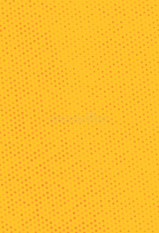 Vector Abbildung mit Platz für Text oder Zeichen Digital-Steigung Punktiertes Muster mit Kreisen, Punkte, Punkt smll Skala vektor abbildung