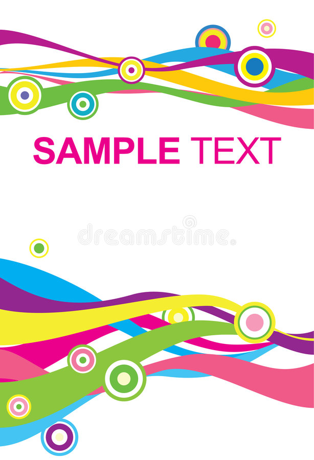Free Vector Abstract Background Royalty Free Stock Image - 7458316