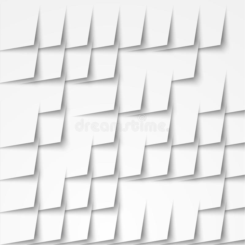 Free Vector Abstract Background And Texture. Squares Royalty Free Stock Photos - 43906968