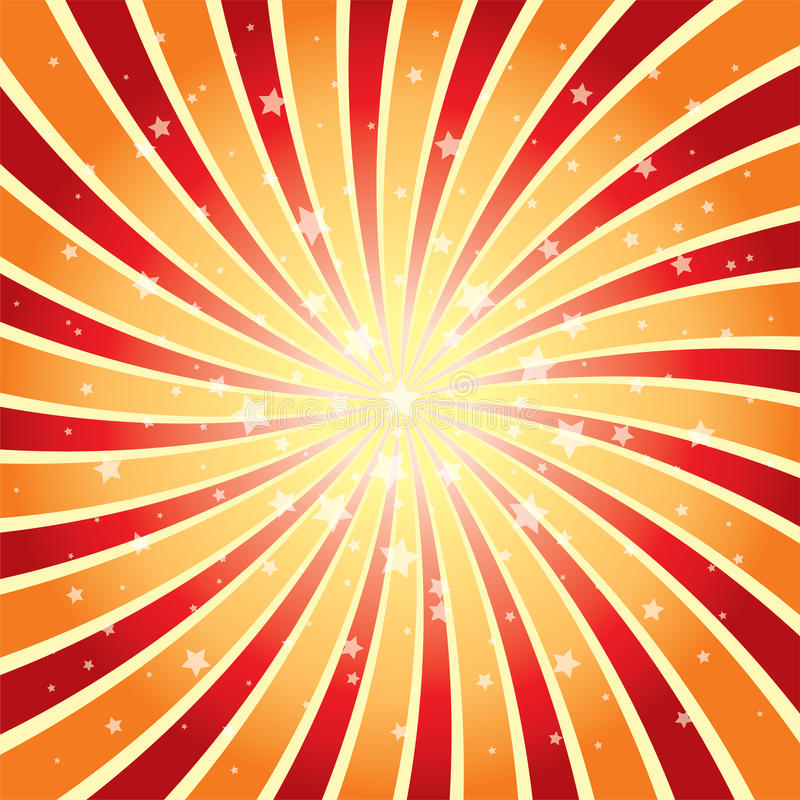 Download Vector Abstract Background Of Star Burst Stock Photography - Image: 23992452