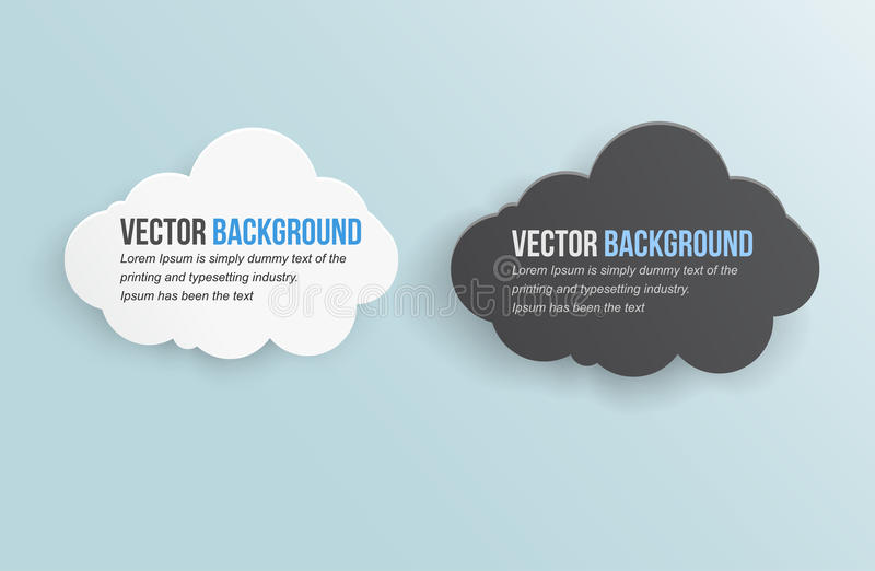 Download Vector Abstract Background Thunderstorm Cloud. Stock Image - Image: 30242299