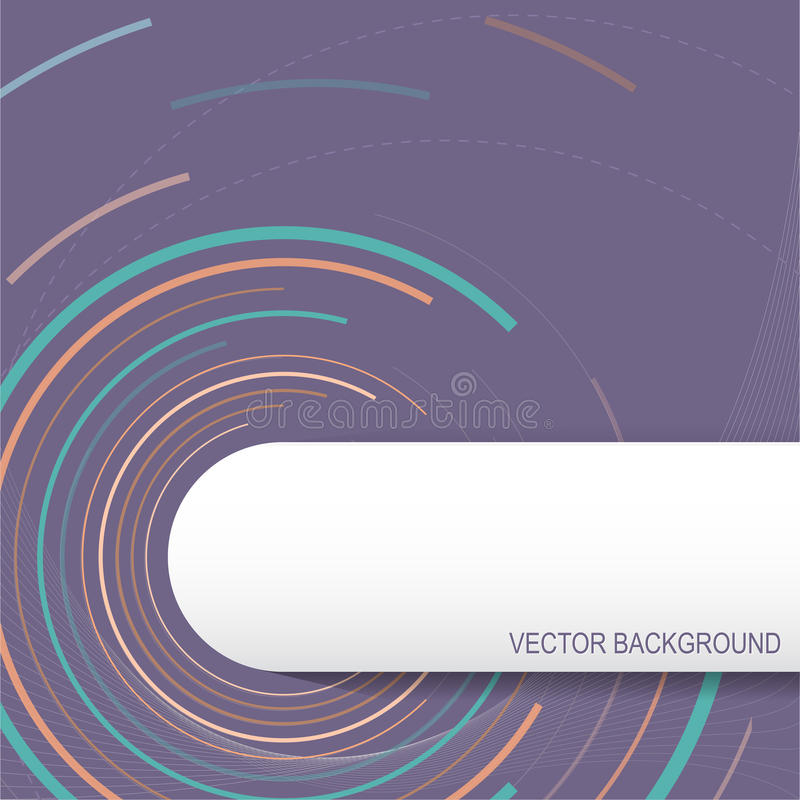 Vector abstract background for you busines stock illustration