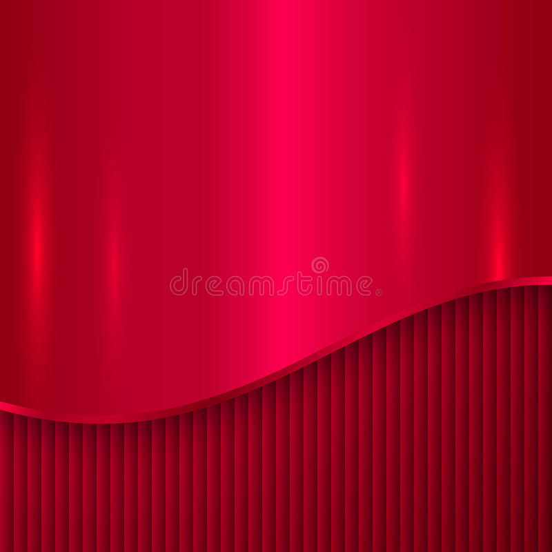 Free Vector Abstract Cherry Red Metallic Background Royalty Free Stock Photo - 37903485