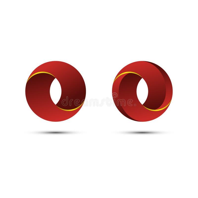 Design Logo Elements For Company Logo Stock Vector