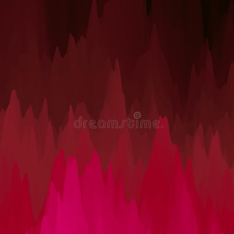 Vector abstract colorful background. Light flowing colors royalty free illustration