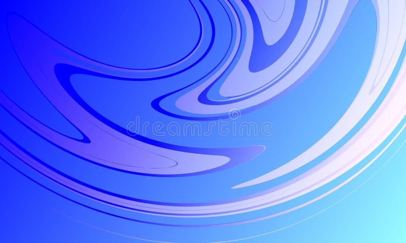 Vector abstract colourfull wavy background, wallpaper. Brochure, design. vector illustration