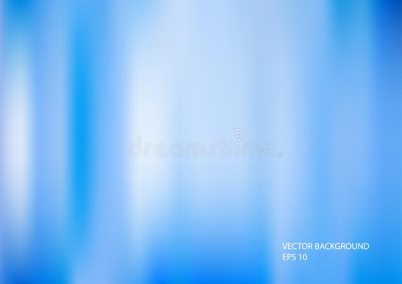Vector abstract design blue color background. General illustration stock illustration