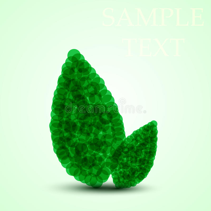 Download Vector Abstract Eco Background Royalty Free Stock Photos - Image: 36419998