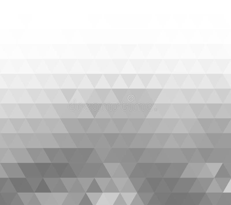 Vector Abstract Elegant white and grey Background. Abstract white Pattern. Squares Texture royalty free illustration