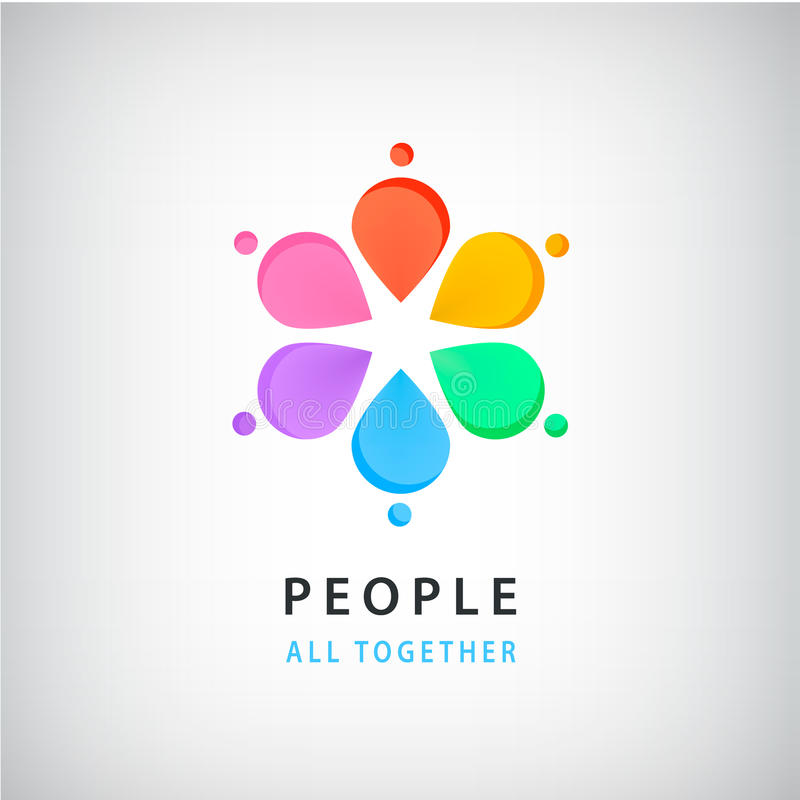 Logo -Global Citizen Stock Illustration. Illustration Of
