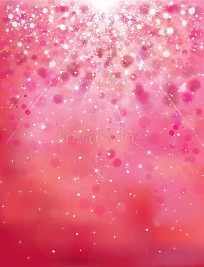 Vector abstract pink background. royalty free illustration