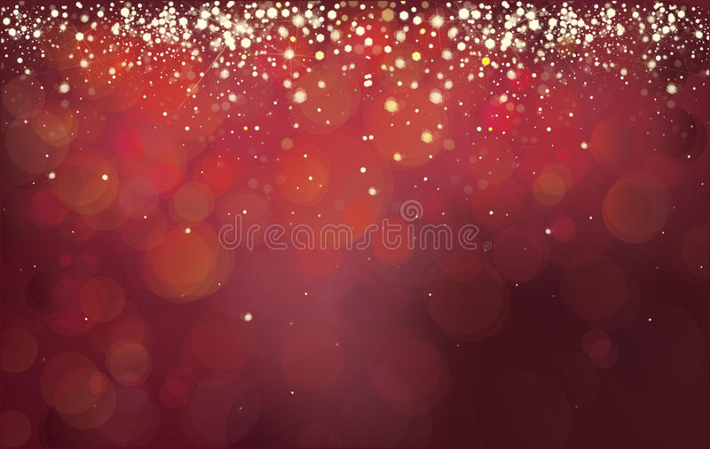 Vector abstract red background. royalty free illustration