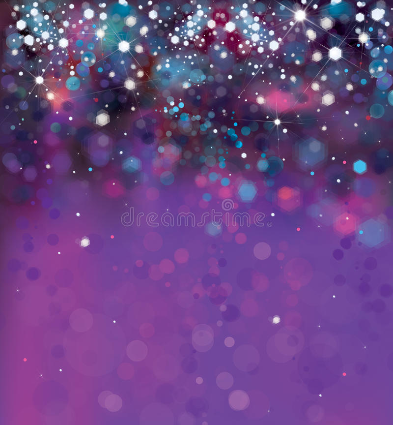 Vector abstract violet background. royalty free illustration