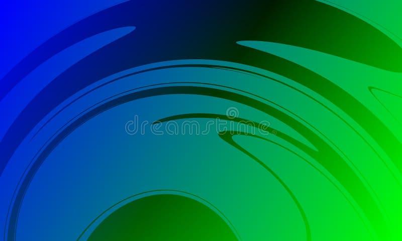 Vector abstracte colourfull golvende achtergrond, behang Brochure, ontwerp vector illustratie