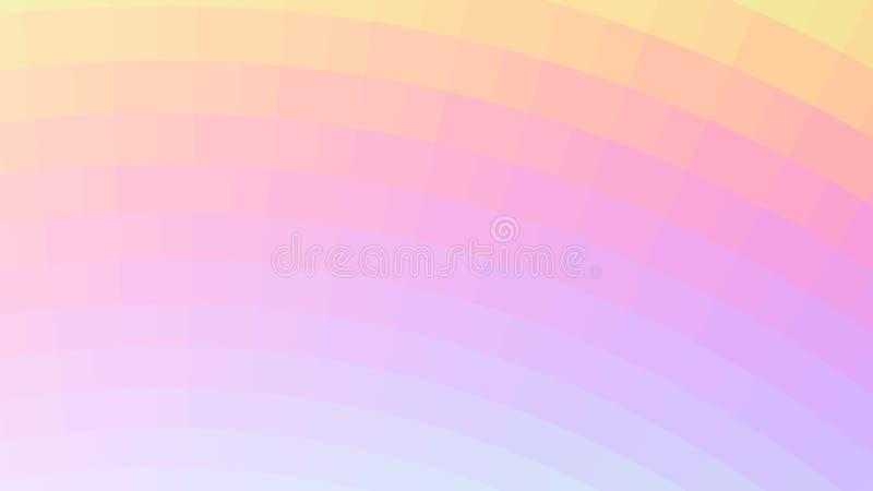 Vector abstracte holografische achtergrond stock illustratie