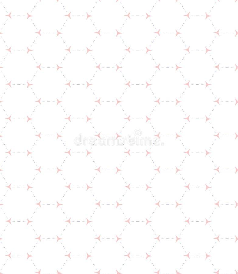 Vector: Abstracte patroon geometrische vorm als achtergrond vector illustratie