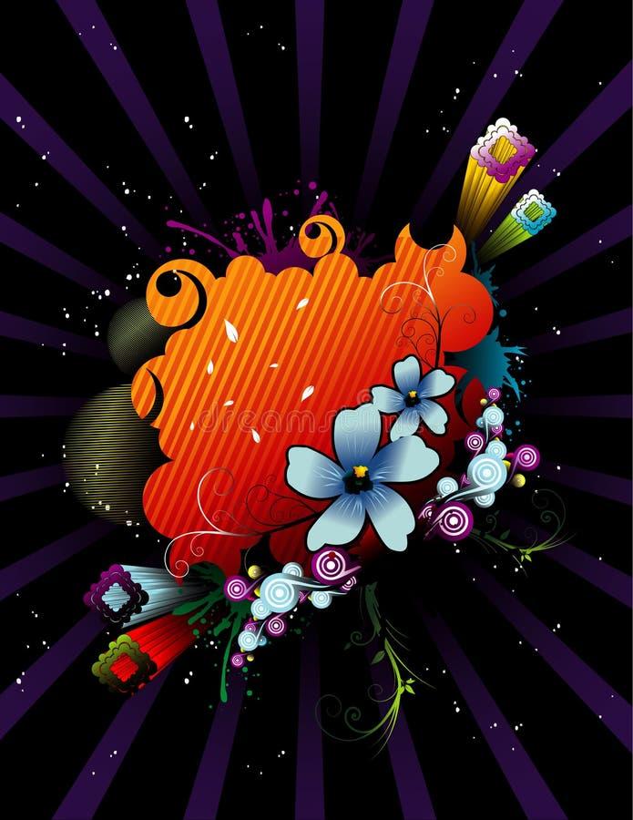 Vector abstracto libre illustration