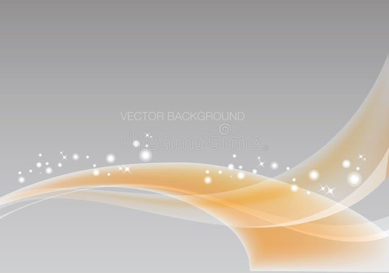 Vector Achtergrond royalty-vrije illustratie