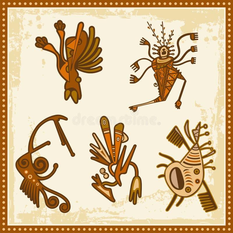 Download Vector African Tribal Ornaments Stock Vector - Image: 25532234