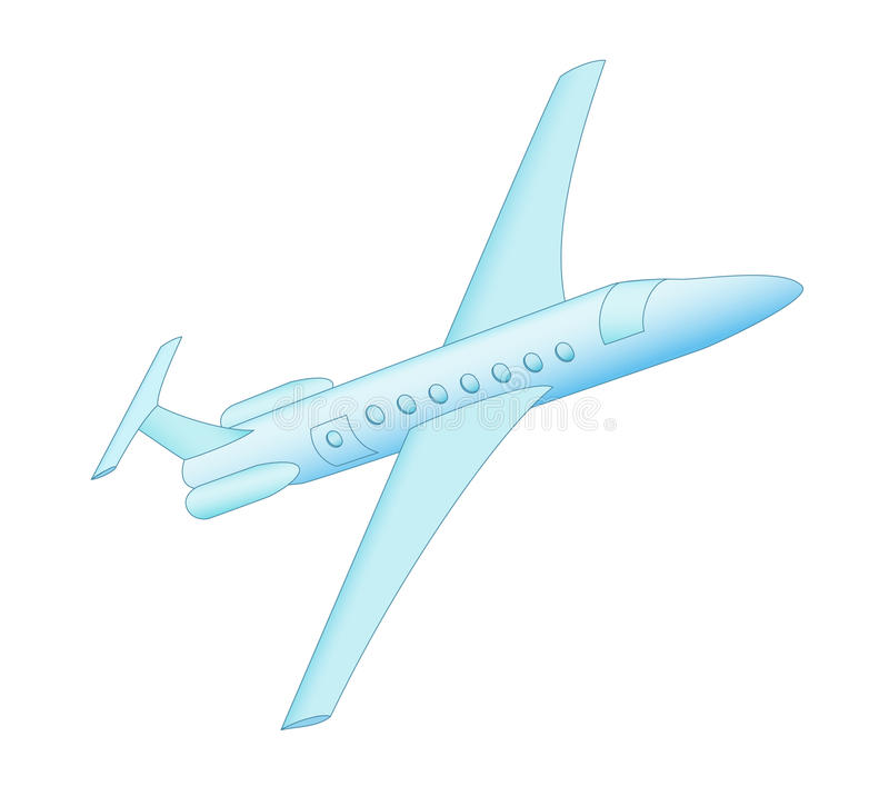 Download Vector airplane stock vector. Image of transportation - 17729439