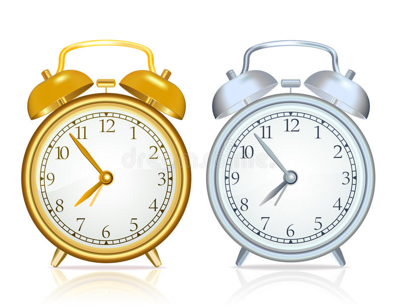 Download Vector Alarm Clock Stock Photos - Image: 24799413