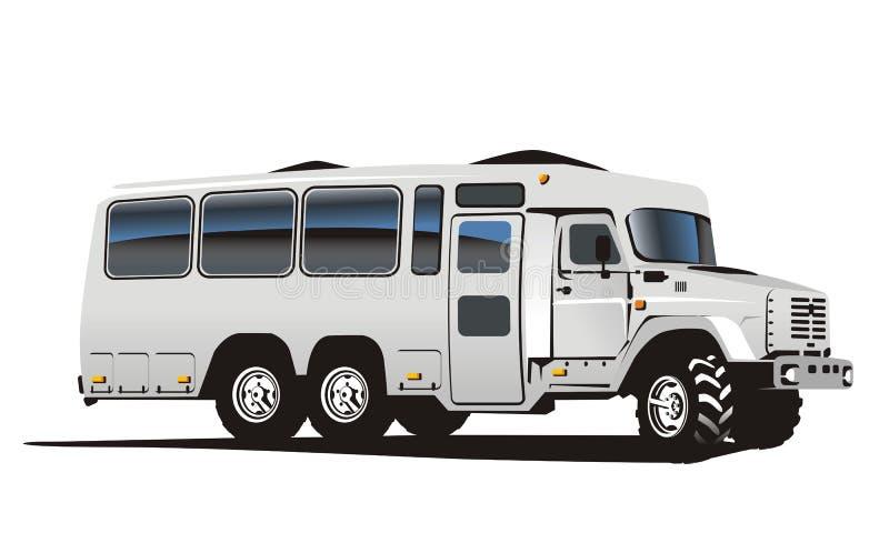 Download Vector All Terrain Bus Stock Photos - Image: 11812813