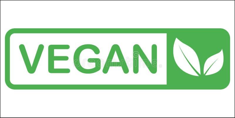 Vector alrededor de eco, de bio logotipo verde o de muestra Insignia cruda, sana de la comida, etiqueta para el caf?, restaurante ilustración del vector