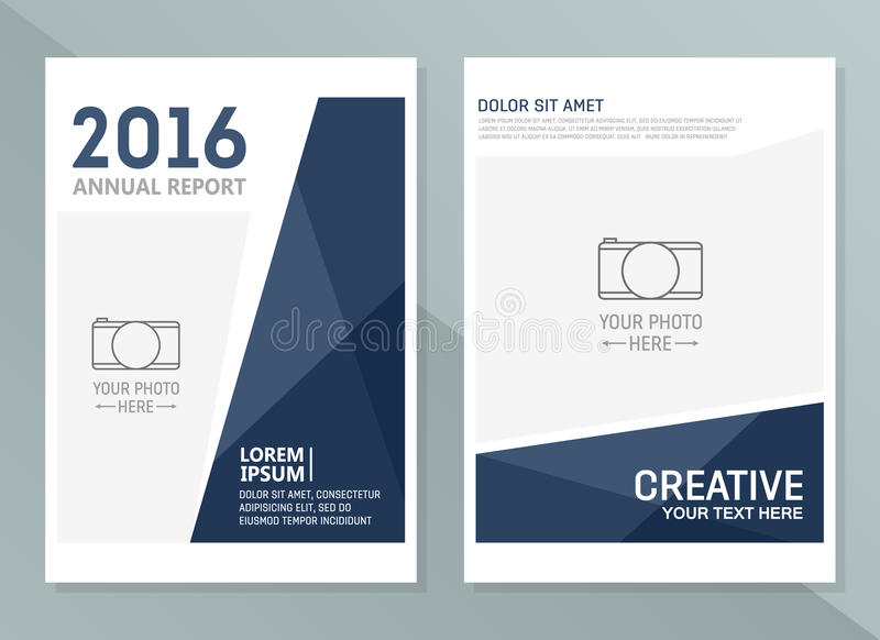 Corporate Report Design Template