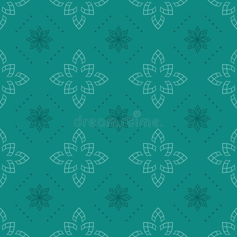 Download Vector Aquamarine Seamless Texture Stock Vector - Image: 17999843