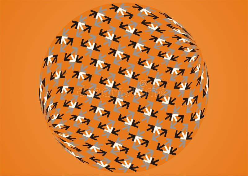 Download Vector arrows stock vector. Image of digital, logo, sign - 2900783