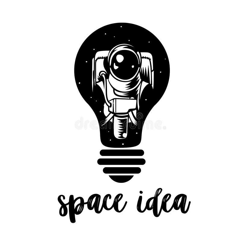 Symbol Of Creative Thinking New Ideas Stock Vector