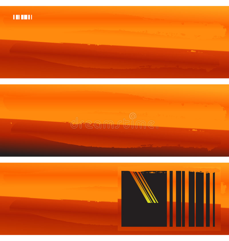 Vector background. Abstract vector background in warm colours