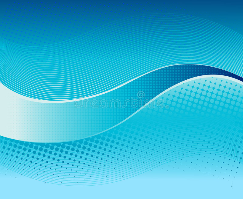 Vector background. With halftone effects vector illustration