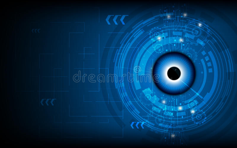 Vector background abstract technology innovative concept vector illustration