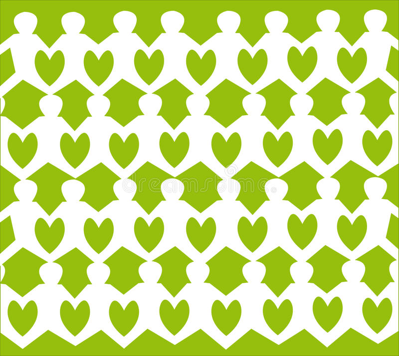 Free Vector Background Children Garland Royalty Free Stock Photography - 48226397