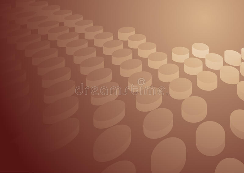 Download Vector Background With Circle Stock Vector - Illustration of motion, graphic: 9666698