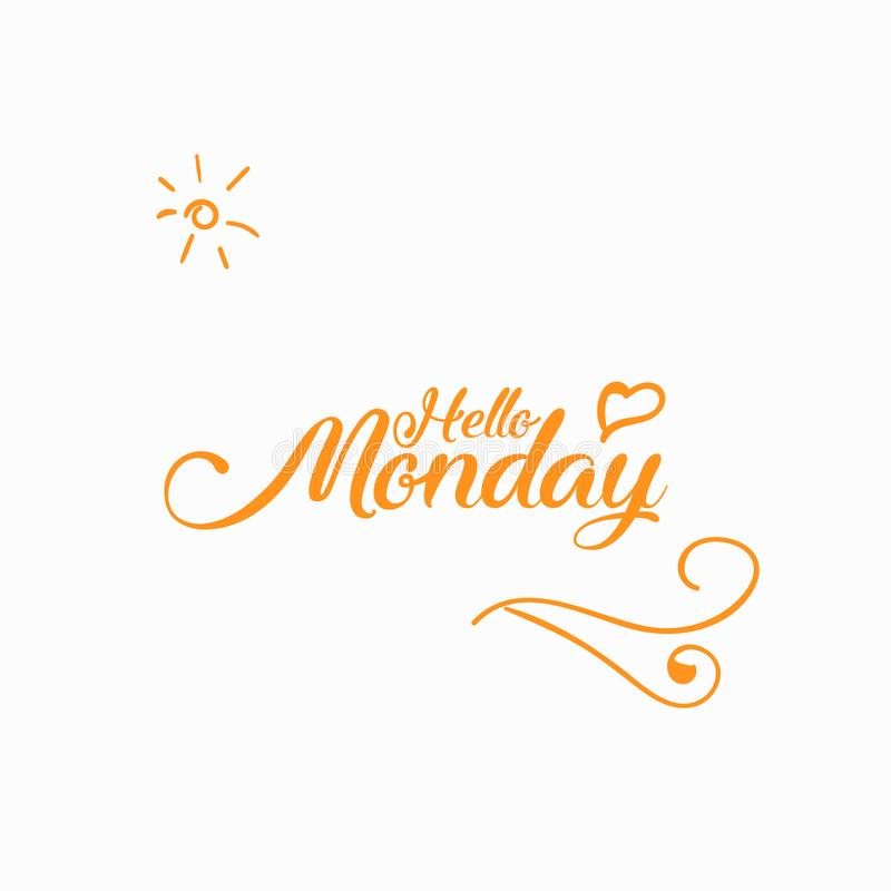 Happy monday greeting card design stock photo image of message download happy monday greeting card design stock photo image of message reminder m4hsunfo