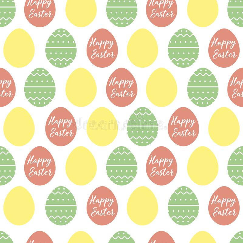Vector background eggs easter. Festive background with eggs for decor, packaging, design vector illustration