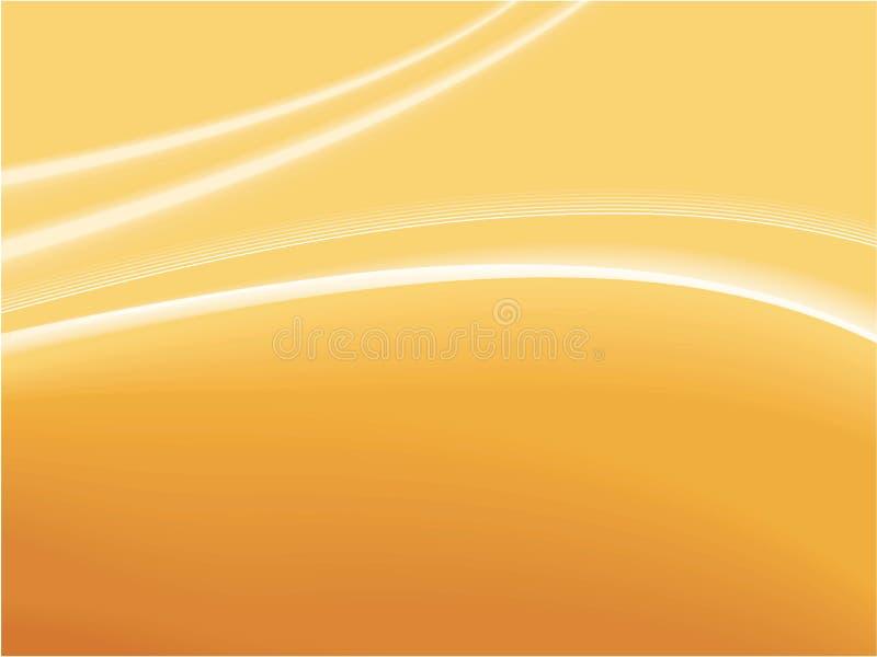 Vector background in golden colors. Vector abstract background in golden colors