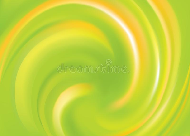 Vector background of swirling pink texture stock illustration